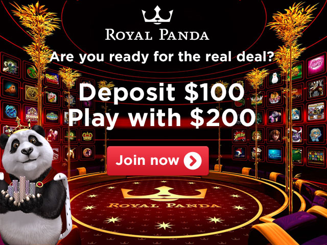 Royal Panda Casino poker