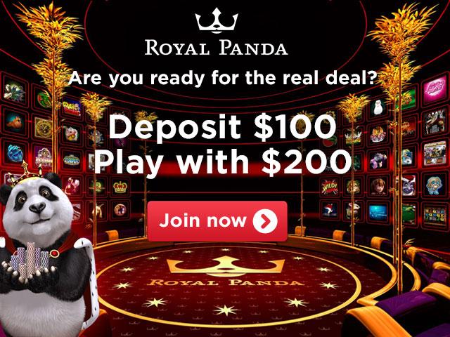 Royal Panda Casino poker