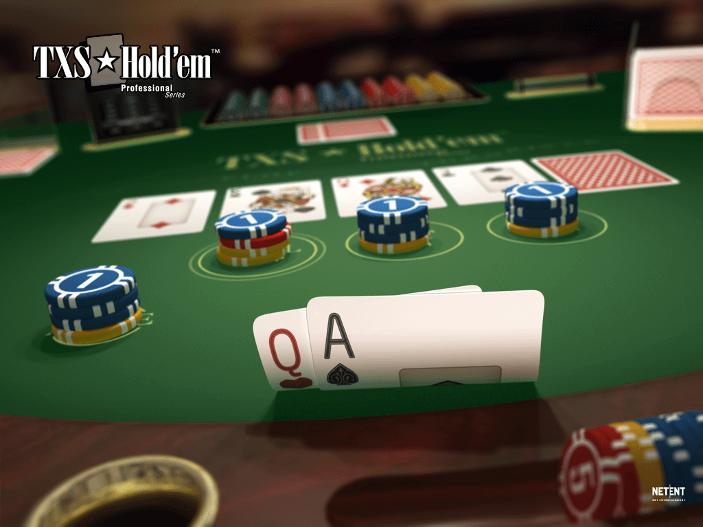 online casino texas holdem poker