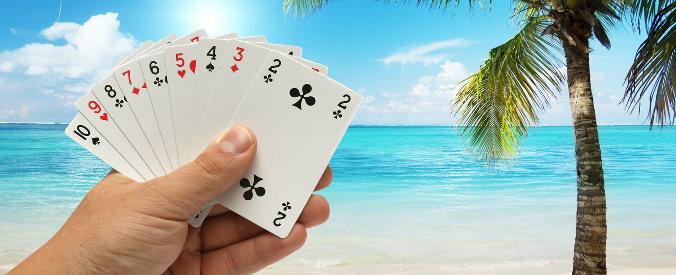 Online private poker game