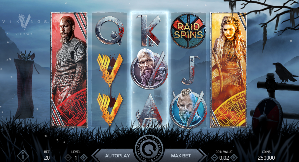 Vikings slot eskimo casino
