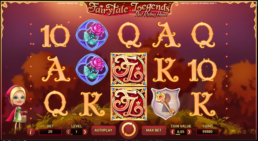 red riding hood slot luckland