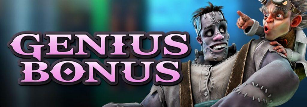 Promo Genius Bonus Omnislots