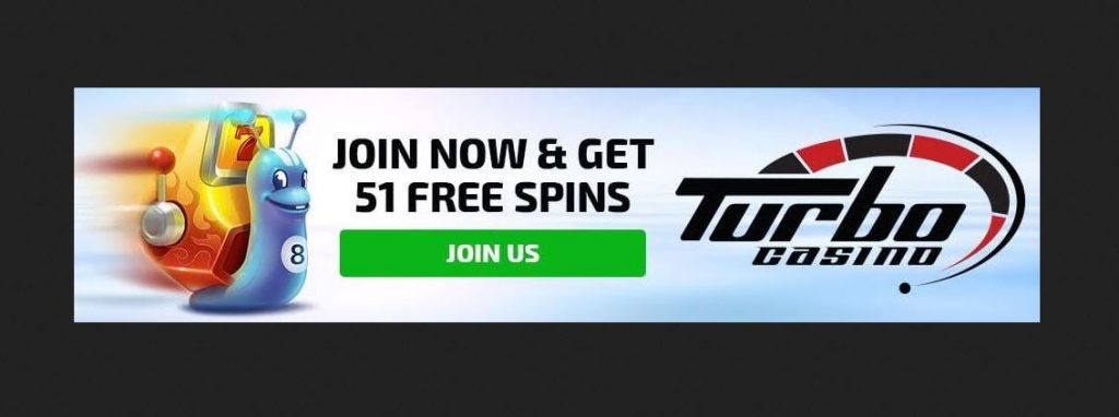 no deposit bonus Turbo casino