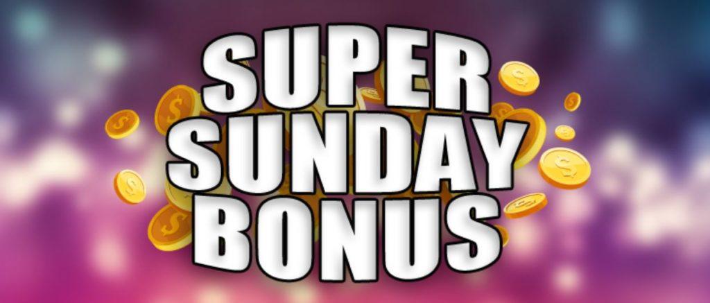 promo zondag bonus Omnislots
