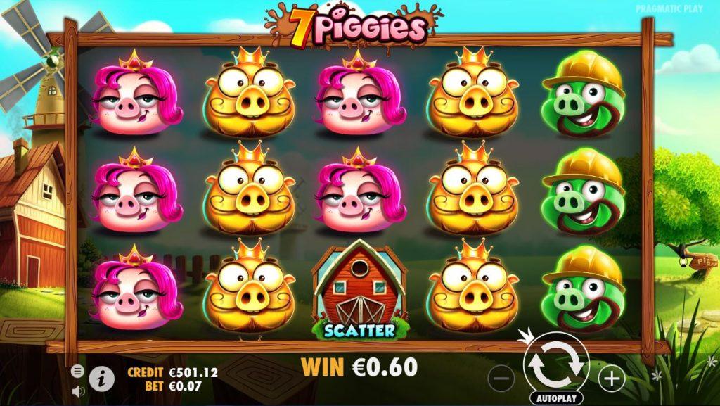 7 Piggies 21.com