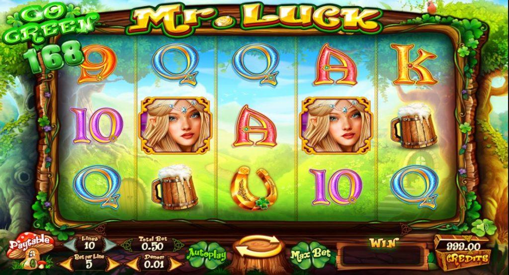 Mr. Luck ReelTastic Casino