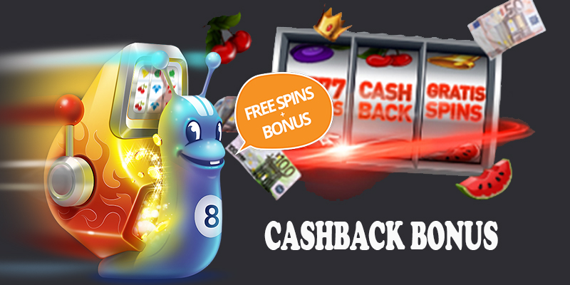 cashback bonus Turbo casino