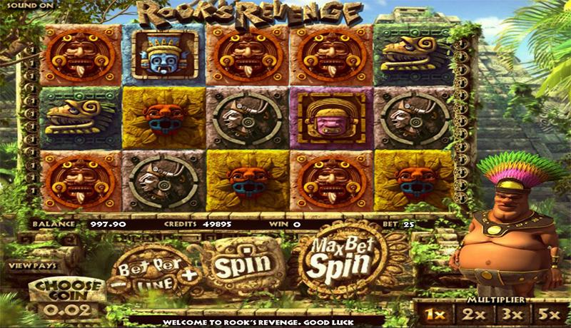 Rook's Revenge Omnislots Casino