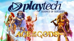 Age of the Gods playtech