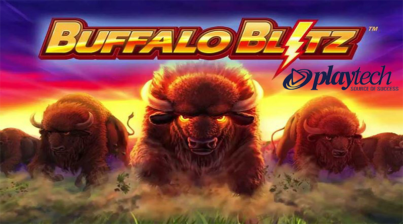 Buffalo Blitz Playtech