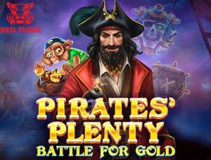 Pirates Plenty Battle For Gold Red Tiger Gaming
