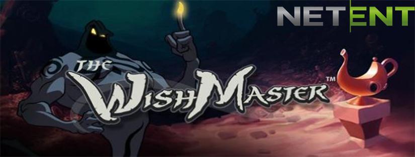 The Wish Master NetEnt